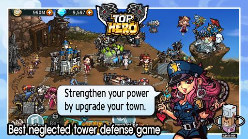 Top Hero - Tower Defense 1.04.05 screenshots 2