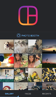 Layout from Instagram: Collage Screenshot