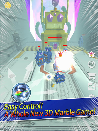Marble Zone : Offline stylish puzzle action screenshots 8