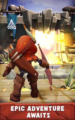 Combat Quest - Archer Action RPG screenshots 1