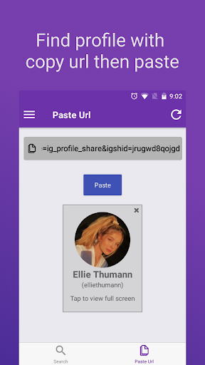insfull - Big Profile Photo Picture for instagram 3.1.0 Screenshots 5