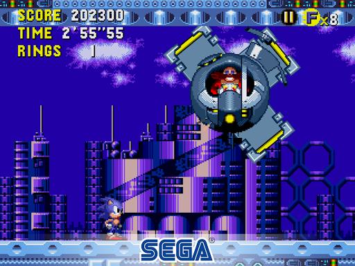 Sonic CD Classic  screenshots 9