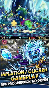 Endless Frontier MOD (Unlimited Money) 3