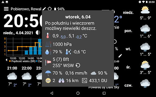 WhatWeather - Weather Station free without ads  screenshots 3