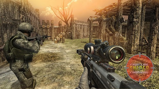 How to Run Army Sniper Kill Shot for PC (Windows 7,8, 10 and Mac) 1