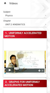 MAPs Physics Learning Classes