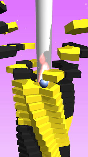 Helix Stack Jump: Fun & Free Addicting Ball Puzzle  screenshots 1