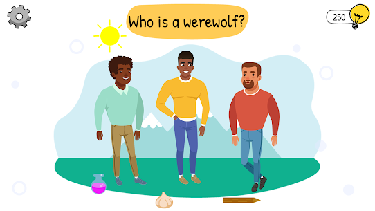 Who is? Brain Teaser & Riddles Mod Apk (Unlimited Hints + No Ads) 2