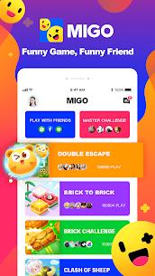 MIGO – Cricket, Ludo, Racing Car Games 1