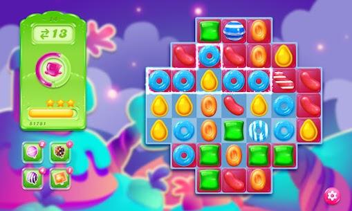 Candy Crush Jelly Saga Mod Apk 2.72.10 (Many Lives) 6