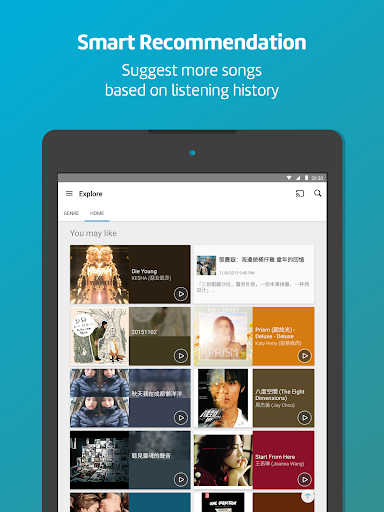 KKBOX - Music and podcasts, anytime, anywhere! screenshots 11