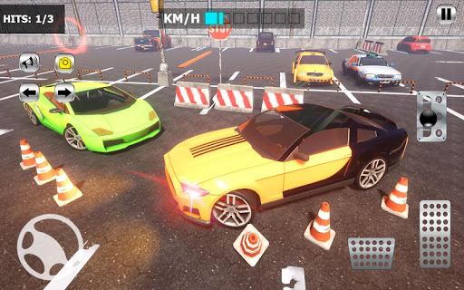 Drive to Parking - Perfect Driving School 1.1.4 screenshots 5
