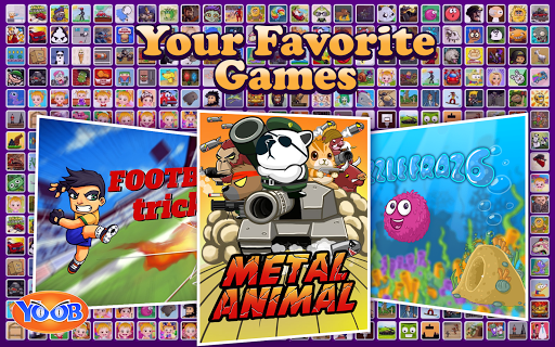 YooB Games 7.0.10 screenshots 11