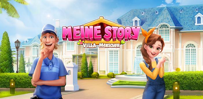 Meine Story - Villa Makeover