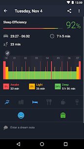 Runtastic Sleep Better v2.6.1 [Unlocked] 2