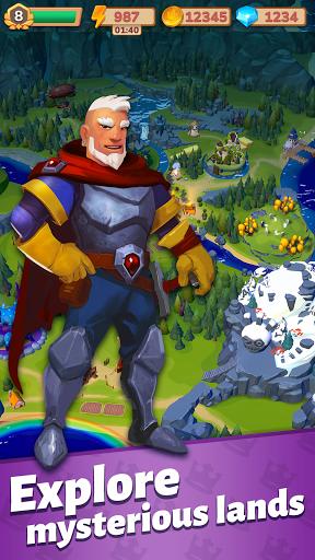 Merge Master – Adventure Puzzle  screenshots 1