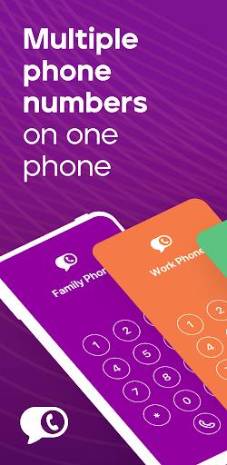 Burner - Private Phone Line for Texts and Calls apktram screenshots 9