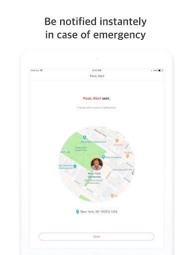 iSharing - GPS Location Tracker for Family android2mod screenshots 13