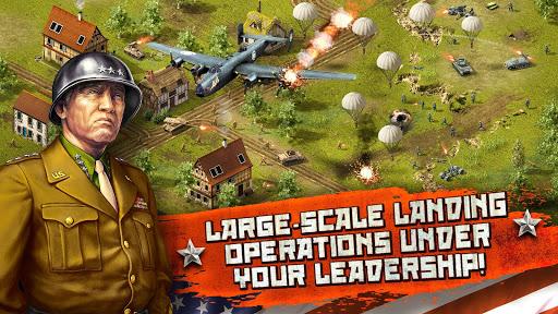 Second World War: Western Front Strategy game 2.96 Screenshots 7