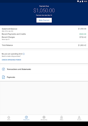 Amex – Apps bei Google Play