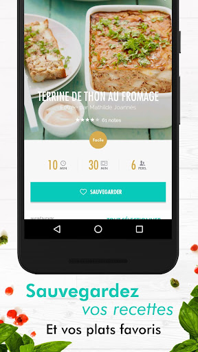Cuisine Actuelle - idu00e9es recettes 2.6.4 Screenshots 4