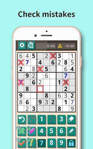 Sudoku classic 4.0.1072 screenshots 12