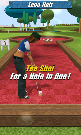 My Golf 3D screenshots 1