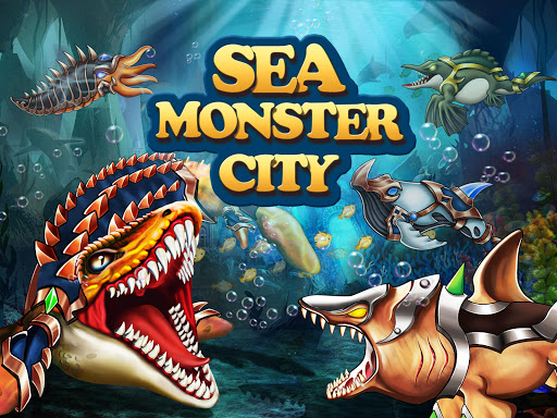 Sea Monster City modiapk screenshots 1