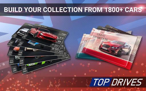 Top Drives u2013 Car Cards Racing apkdebit screenshots 18