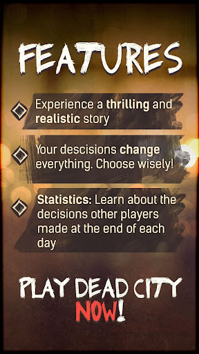 DEAD CITY - Choose Your Story Interactive Choice 1.1.0 de.gamequotes.net 4