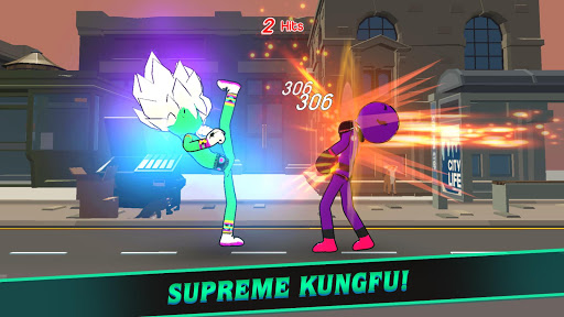 Duel Heroes - Stickman Battle Fight 2.4 screenshots 4