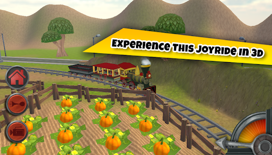 3D Train Game For Kids – Free Vehicle Driving Game 3.0 MOD for Android 2