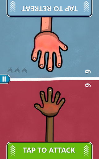 Red Hands – 2-Player Games 3.8 screenshots 1