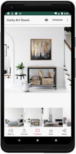Insitu Art Room,  art on wall, art in room. Apk 5