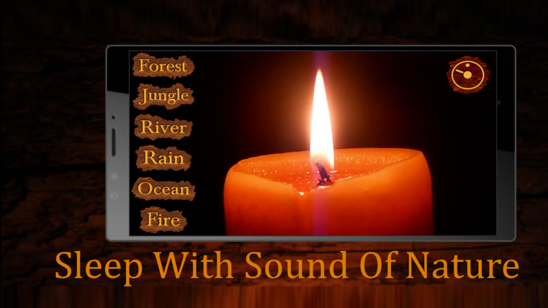 Night Candle : Ambient, relaxation radio & sounds