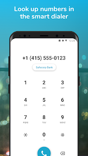 Hiya - Call Blocker, Fraud Detection & Caller ID Screenshot