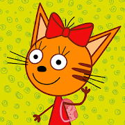 Kid-E-Cats: Kids Learning Apps with Three Kittens!