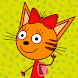 Kid-E-Cats: Kids Learning Apps with Three Kittens! - Androidアプリ