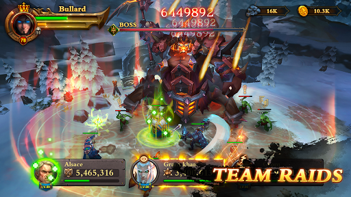 Age of warriors: dragon battle & auto chess - RPG 1.3.8 de.gamequotes.net 1