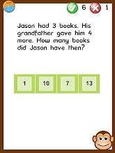 Homeschooling Math program for Kids in First Grade screenshot thumbnail