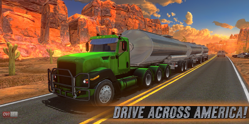 Truck Simulator USA - Evolution  screenshots 10