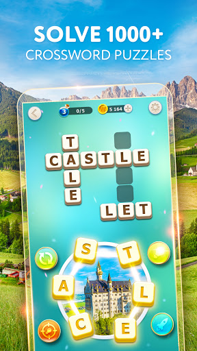Magic Word - Find & Connect Words from Letters 1.9.4 screenshots 1