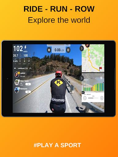 Kinomap - Indoor training videos  Screenshots 7