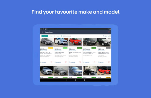 Auto Trader: Buy new & used cars. Search car deals 6.10 Screenshots 15