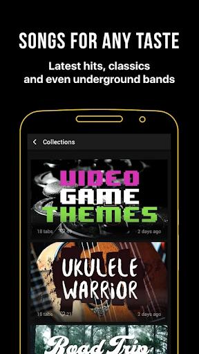 Ultimate Guitar: Chords & Tabs screenshots 4