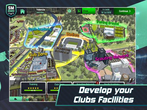 Soccer Manager 2020 - Football Management Game 1.1.13 screenshots 11
