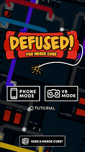 Defused! for MERGE Cube