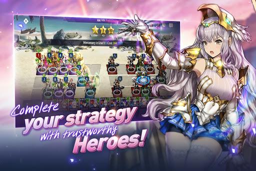 Brave Nine - Tactical RPG 1.64.7 screenshots 6