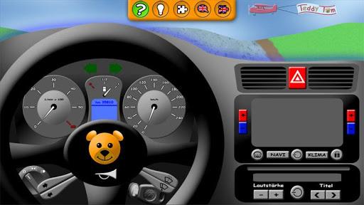 teddy tom car-amba! screenshot 1
