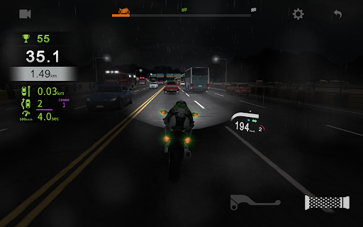 Real Moto Traffic Apkfinish screenshots 8